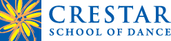 Crestar School of Dance Logo